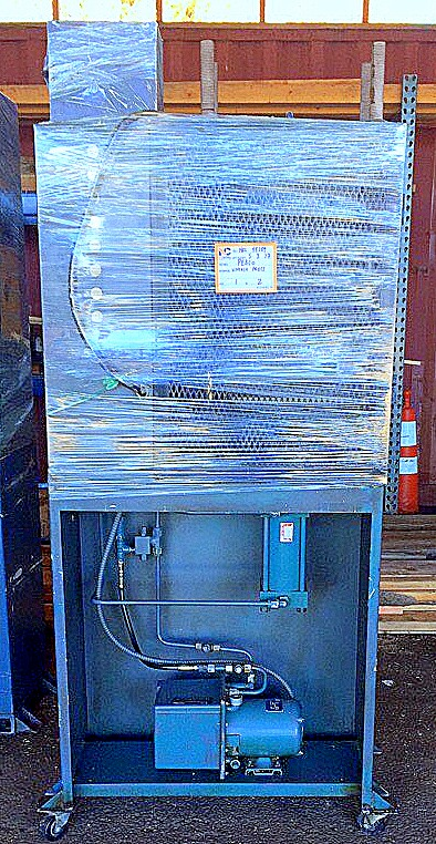 12 TON WABASH SELF CONTAINED PRESS J