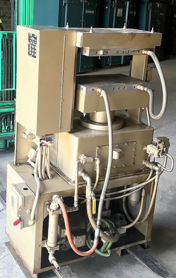 50 TON PHI PRESS WITH PUMP A1